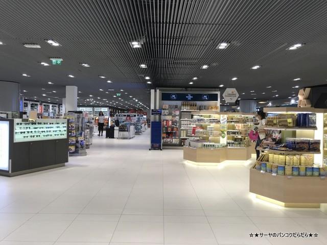 ドゥブロヴニク空港 ラウンジ クロアチア Dubrovnik (10)