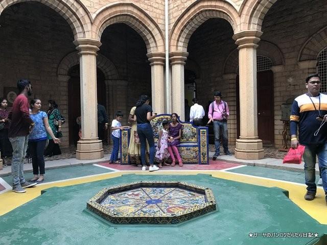 Bangalore Palace バンガロールパレス 宮殿 (17)