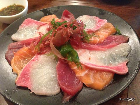 0503 honmono sushi bar 本物すし 7