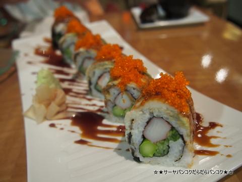 Rainbow Roll Sushi bangkok バンコク