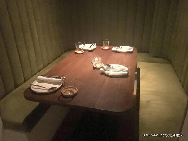 OLTA バンコク 英国料理 タイ レストラン シーロム (2)