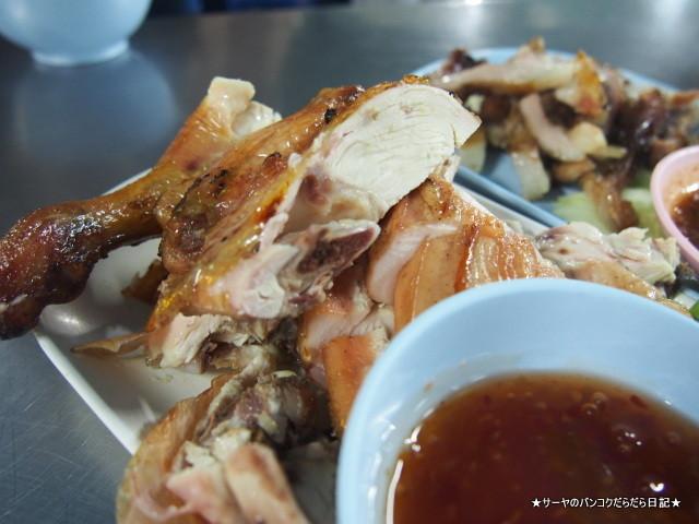 イーサン料理レストラン Ter Sabwei バンコク 1番