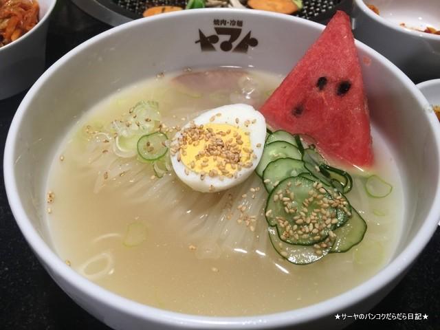 盛岡冷麺 ヤマト YAMATO Bangkok 焼肉 バンコク
