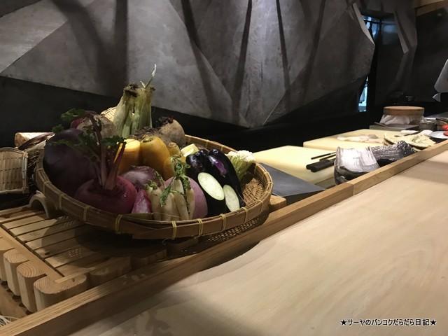横浜 yokohama bangkok 居酒屋 寿司カウンター