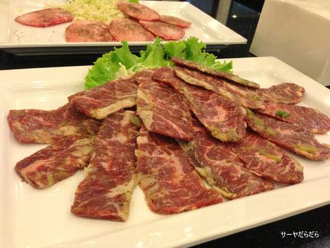 gyu gyu tei bangkok バンコク 焼肉 3