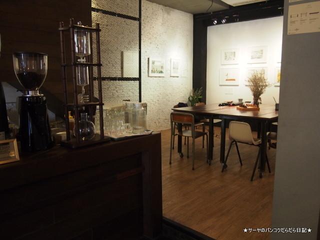 アート・ギャラリー INK & LION Cafe エカマイ