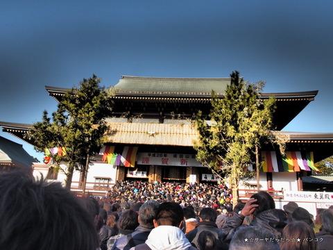 初詣 成田山新勝寺