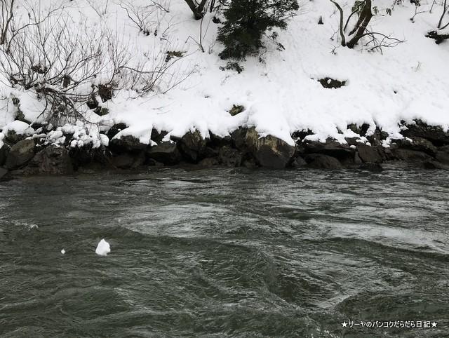 最上川舟下り義経ロマン観光 MOGAMI river cruising (4)