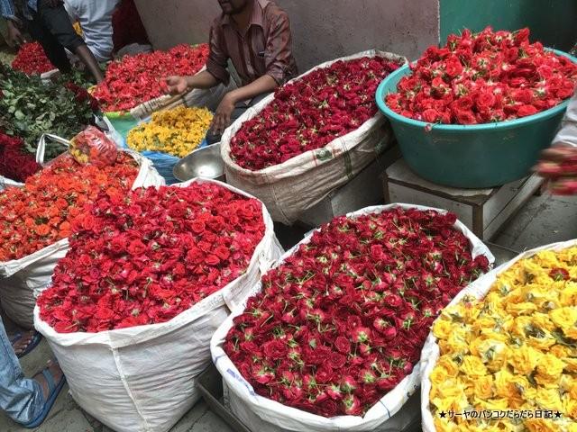 バンガロール KRマーケット 市場 インド (11)