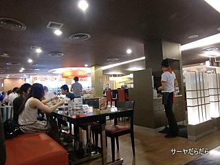 20100717 ryu 5 バンコク レストラン