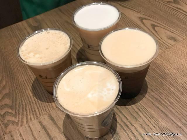 Starbucks Reserve バンコク スタバ ニトロ (4)