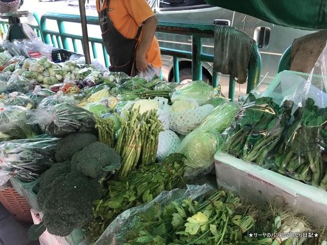 Sri Yan Market バンコクローカル 市場 DUSIT 旧市街 (11)