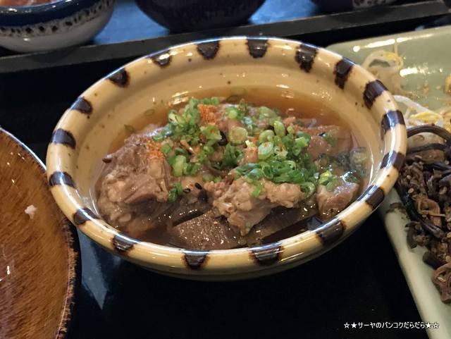 銀竜焼肉研究所 バンコク 焼き肉 日本料理 2019 (12)