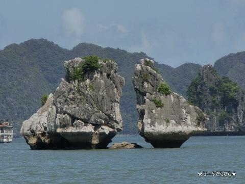 0612 ハロン湾 ベトナム 1