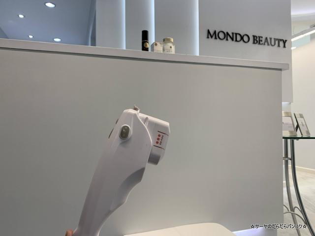 MONDO BEAUTY  トンロー HIFU バンコク 美容 (3)
