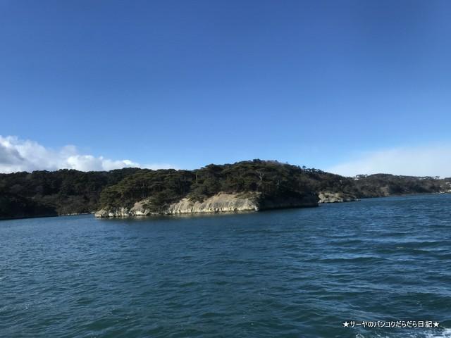matsushima miyagi 松島クルーズ 芭蕉 東北旅行 (4)