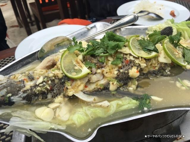 クラビ タイ Krabi 秘境 ランチ レストラン (6)