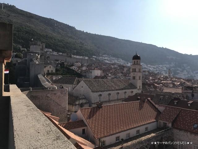 ドブロブニク城壁巡り wall Dubrovnik 魔女の宅急便 (8)