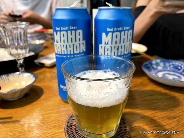 マハナコンビール バンコク BEER 美味しい (3)