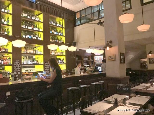 Brasserie Cordonnier NANA bangkokフレンチ 店内
