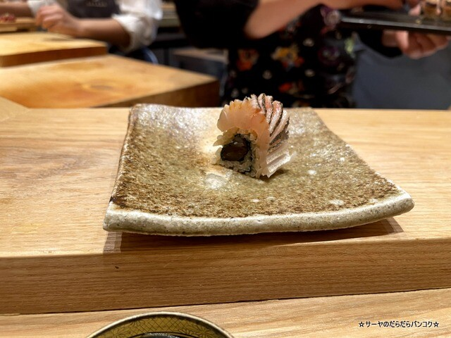 Sasada Omakase Restaurant さ々田 バンコク お任せ (27)