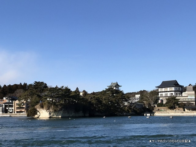 matsushima miyagi 松島クルーズ 芭蕉 東北旅行 (12)
