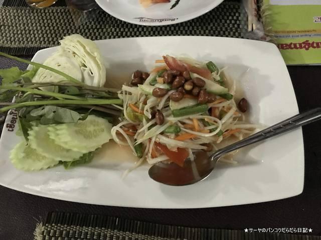 Antique House Chiangmai チェンマイ レストラン (4)
