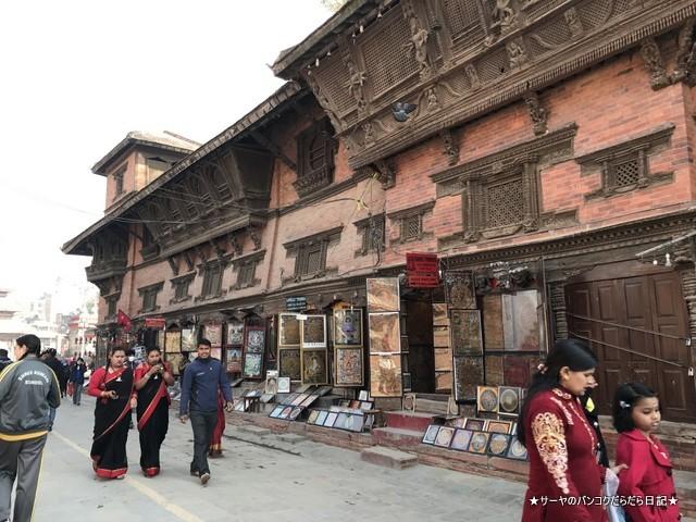 ダルバール広場 Durbar Square カトマンズ Khathmans (7)