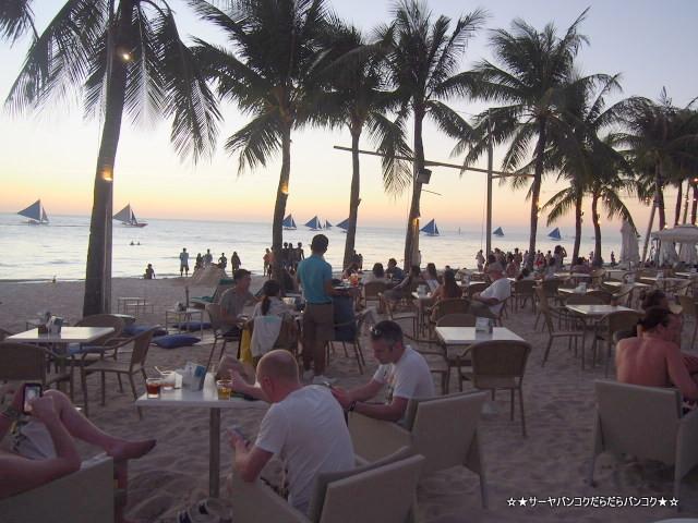 Wave Bar Lounge ボラカイ boaracay