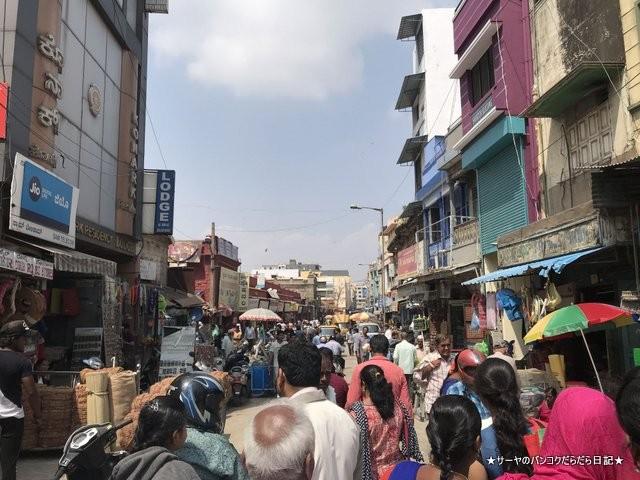 バンガロール KRマーケット 市場 インド (3)