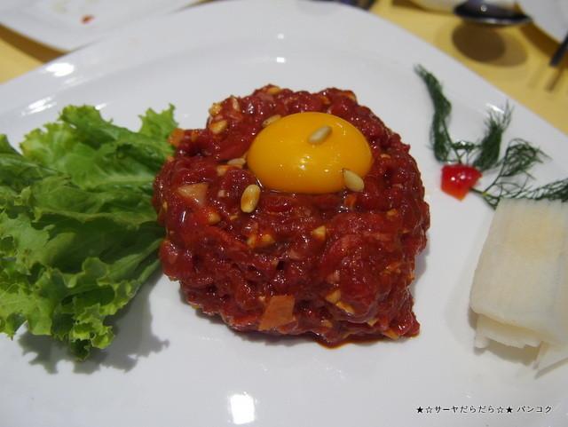 PYONGYANG A RI RANG Restaurant at Sukhumvit Soi 26