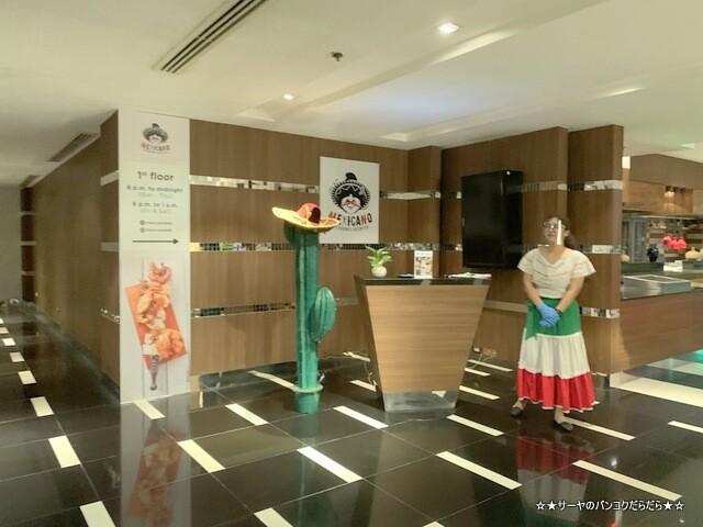 Rembrandt Hotel MEXICANO BANGKOK メキシカーノ (2)