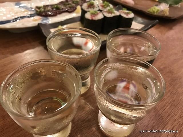 ikki いっき 三宅君 プラカノン バンコク 和食 (14)