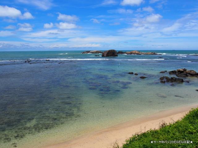 ゴール 海 Galle Fort 波 リゾート スリランカ