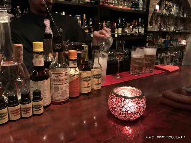 The Bar Vagabond バンコク バー (6)