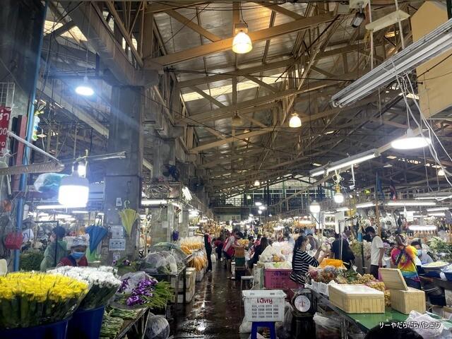 パーク・クローン花市場 Talat Pak Khlong ヨードピーマン