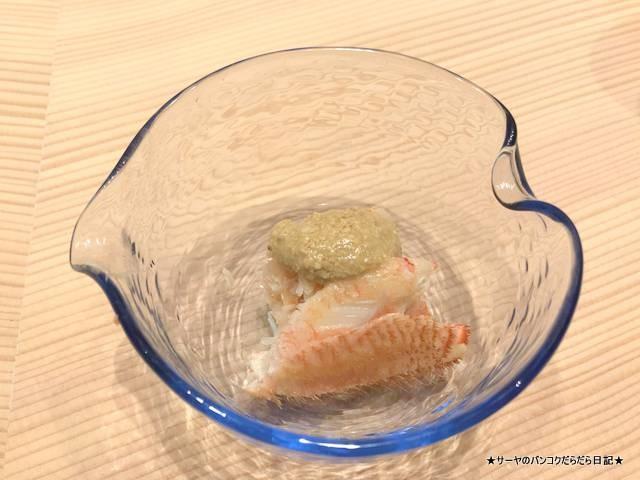 MASA - Otaru Masazushi 政 小樽 バンコク 寿司 高級 (6)