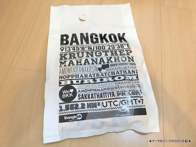 Bangkok OK T-shirt タイ土産 バンコク Tシャツ (7)
