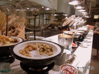 20100716 cuisine バンコク レストラン2