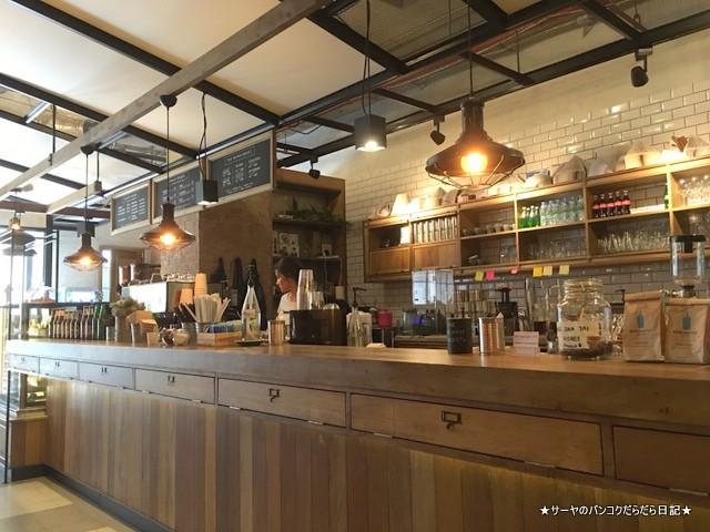 Casa Lapin カフェ バンコク ラチャテウィ
