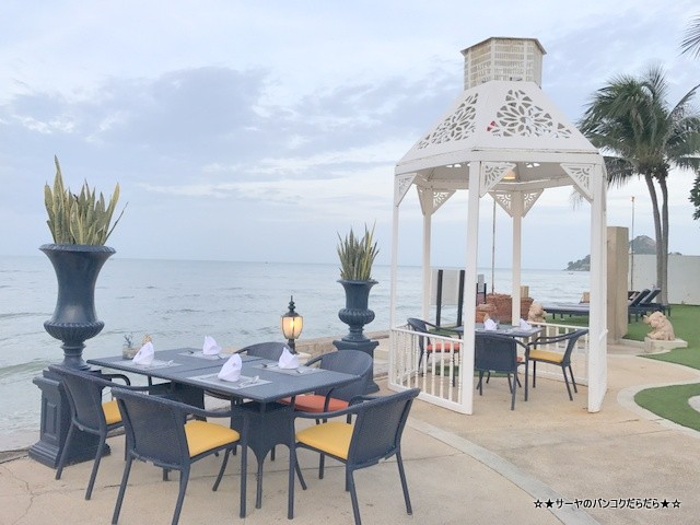 Wora Bura Hua Hin Resort RAK TALAY RESTAURANT (3)