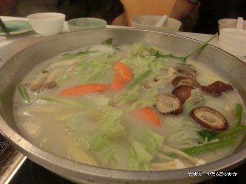 永遠希 bangkok towaki コラーゲン鍋