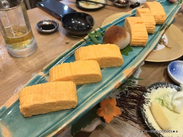 喜多郎寿し kitarosushi バンコク 和食 日本料理 (11)