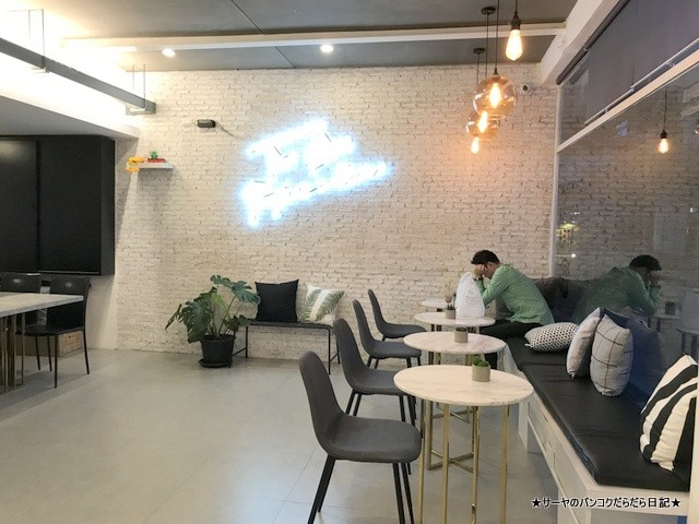 Cloudnine Nail Bar & Cafe バンコク ネイル (17)