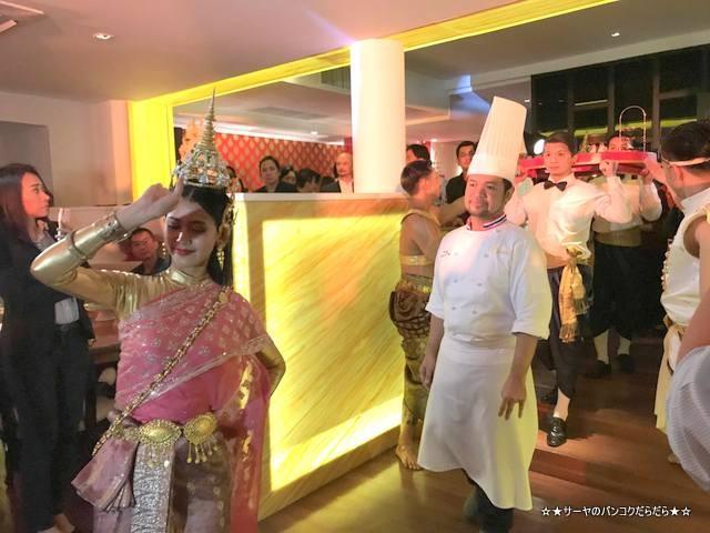 R.HAAN bangkok  Tod Piti Bhirombhakdi タイ料理レストラン (16)