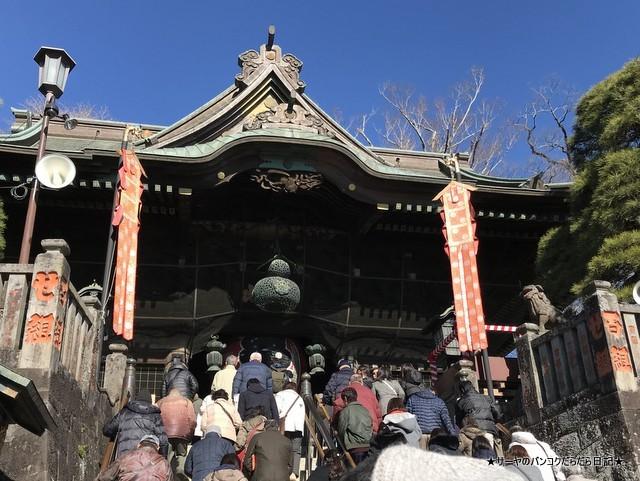 NARITASAN 成田山 出世稲荷 初詣 (4)