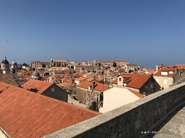 ドブロブニク城壁巡り wall Dubrovnik 魔女の宅急便 (18)