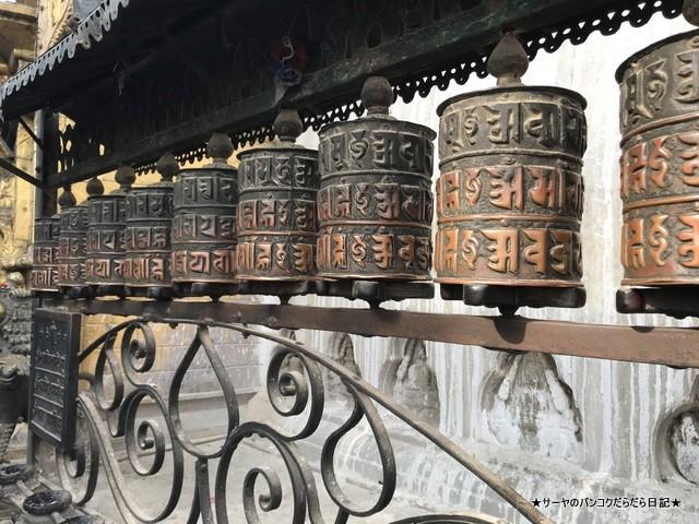 カスワヤンブナート仏塔 カトマンズ 世界遺産 (12)