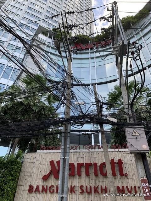 bangkok marriott  Sukhumvit マリオット バンコク  (20)