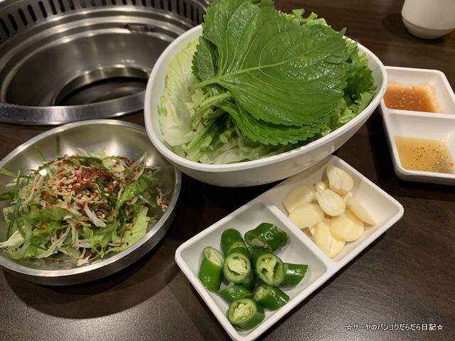 名家 ミョンガ MYONGA 韓国料理 バンコク (2)